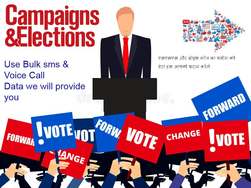 bulk sms services for election