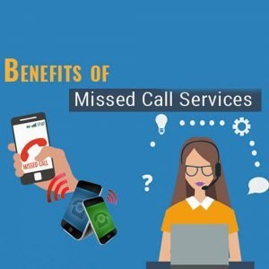Missed call service Provider