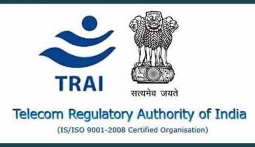 TRAI IUC SMS Charges