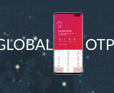 global otp service provider