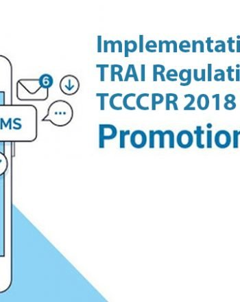 Implementation of TRAI Regulation